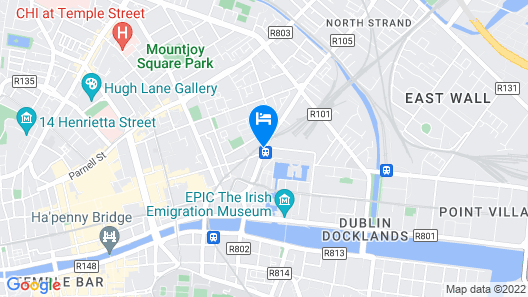 The Address Connolly Map