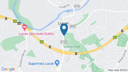 Moat Lodge Map