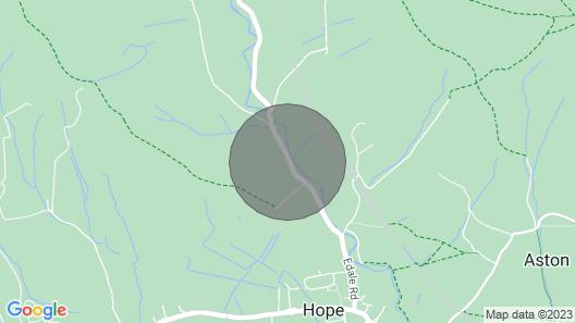 The Acorn & The Oaks Barns Map