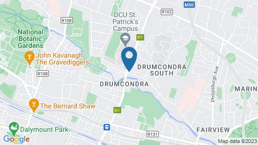 Drumcondra Junction Apts Map