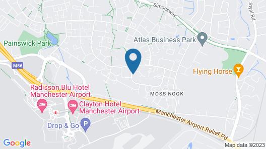 Ravenscar House Map
