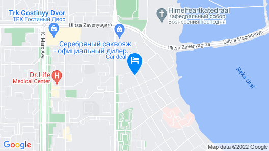 Home Hotel Map
