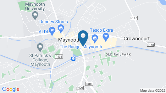 Glenroyal Hotel & Leisure Club Map