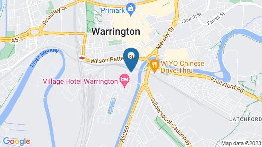 Waterside Map