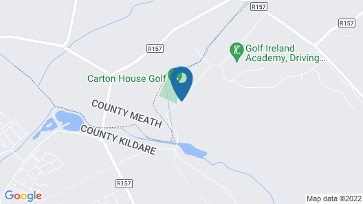 Carton House a Fairmont Managed Hotel (Opening Spring 2021) Map