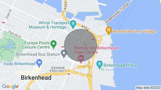 Hamilton Square, Apt 4 Map