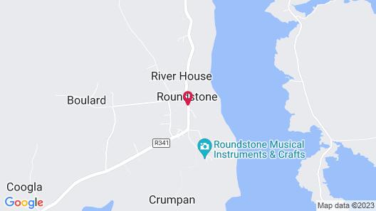 Eldons Hotel & Restaurant Map