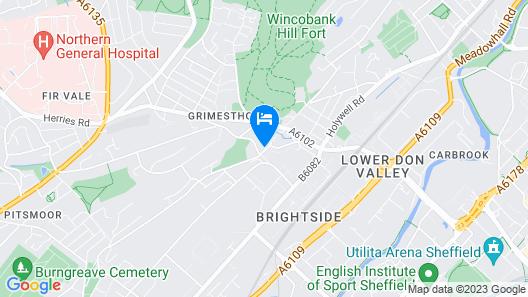 Quick Stop UK Map