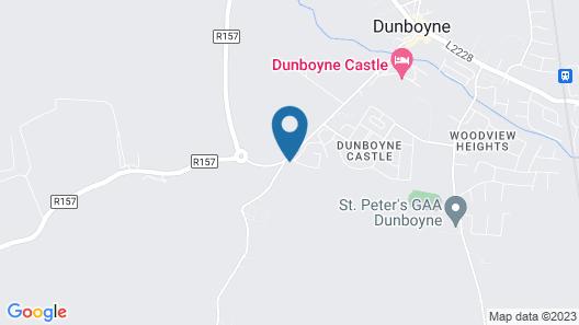 Dunboyne Castle Hotel & Spa Map