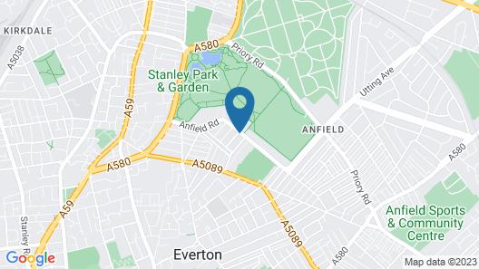 Soccer Suite Map