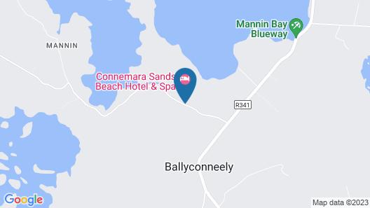 Connemara Sands Beach Hotel & Spa Map
