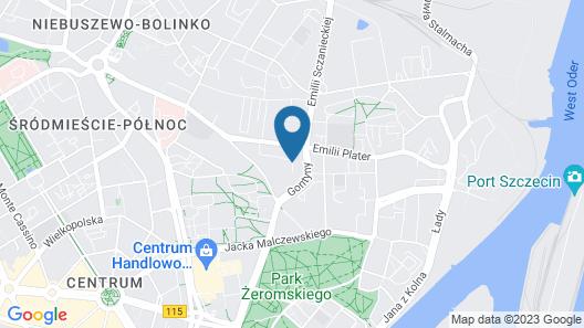 Exclusive Nautica Apartments Map