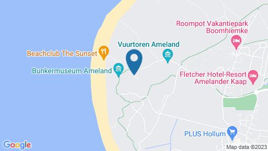 Sier aan Zee Map