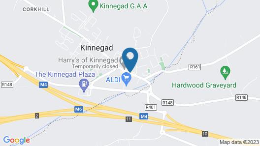 Harry's of Kinnegad Map
