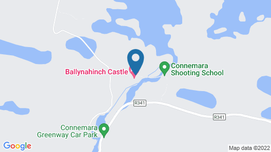 Ballynahinch Castle Hotel Map