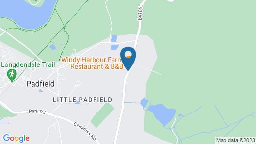 Windy Harbour Farm Bed & Breakfast Map