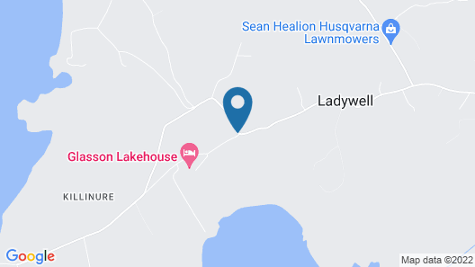 Glasson LakeHouse Map