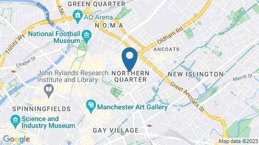 Selina NQ1 Manchester Map