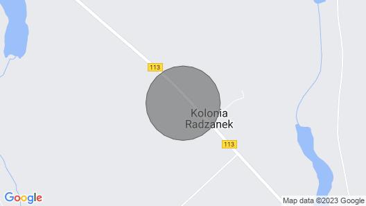 3 bedroom accommodation in Maszewo Map