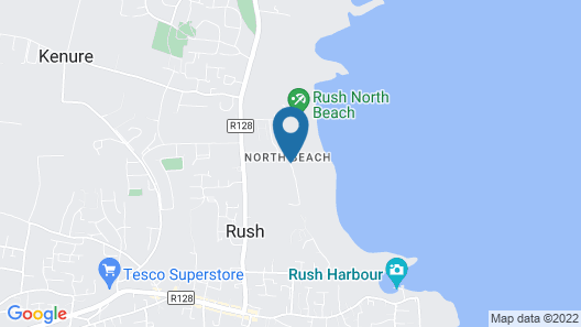 Seaside holiday Apartments Map