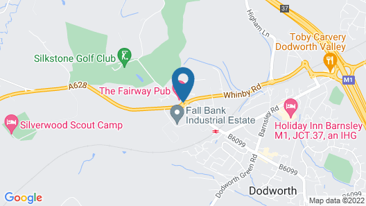 The Fairway Map