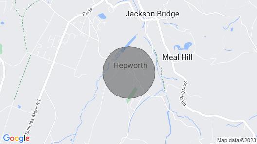 The Rowan Yurt Map