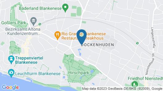 Das Gaestehaus Der Elb Lounge Map