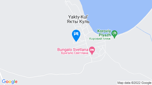 Hotel Mayak Map