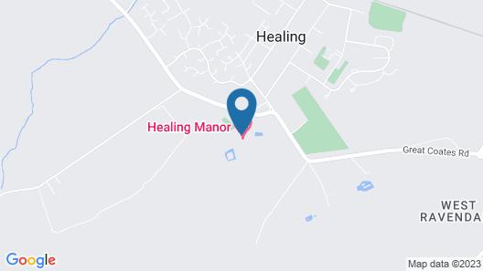 Healing Manor Hotel Map