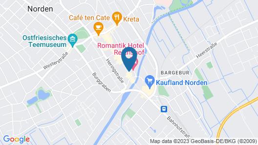Romantik Hotel Reichshof Map