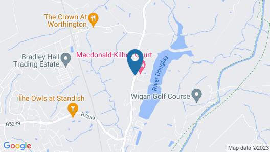 Macdonald Kilhey Court Map