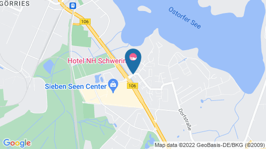 NH Schwerin Map