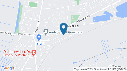 Komfortwohnung in Langen bei Bremerhaven, top renoviert Map