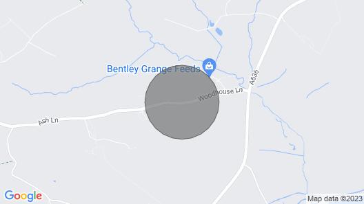 Emley Chateau, Sleeps 17 Map