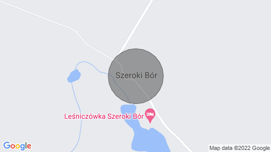 Vacation home Szeroki Bór 2 in Szeroki Bor - 6 persons, 3 bedrooms Map