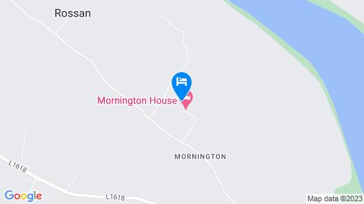 Mornington House Map