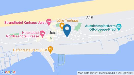 Hotel Achterdiek Map