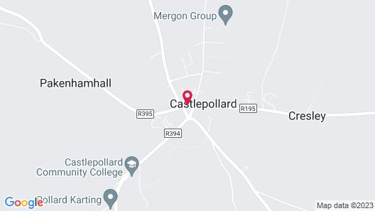 Hotel Castlepollard Map