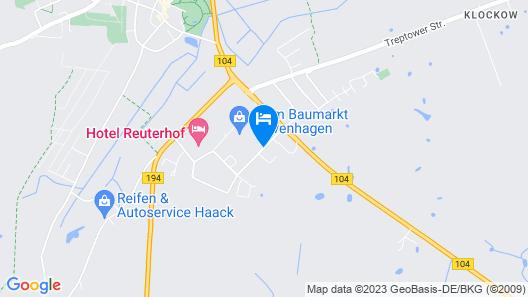 Hotel Reutereiche GmbH Map