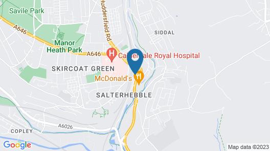 Royal Calderdale Map