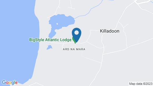 Ocean Lodge Map