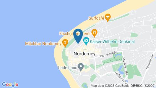 NordQuartier Map