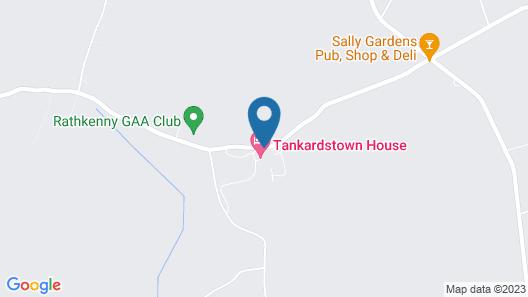 Tankardstown Map