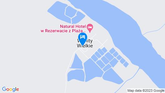 Natural Hotel Map