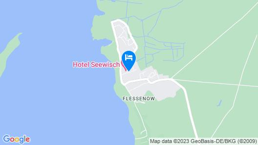 Hotel Seewisch Map