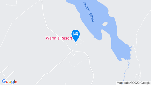 Warmia Resort Map