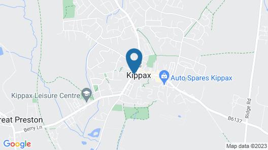 Crosshills Apartment Map