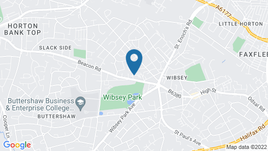 Mill Street Serviced Apartments Map