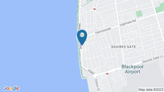 Trivelles Seaview Map