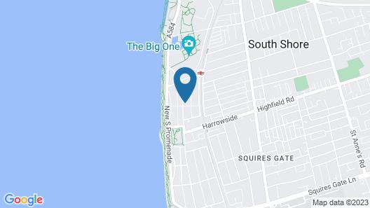 Stuart Hotel Map